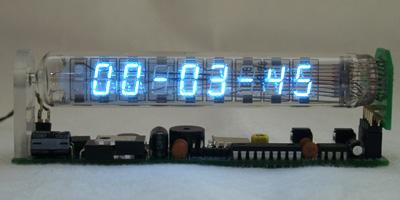 IV-18 VFD Clock